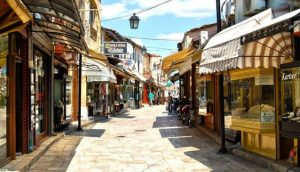 •	Old Bazaar - Vibrant old bazaar built in Ottoman architectural style, with mosques, markets, shops and cafes.