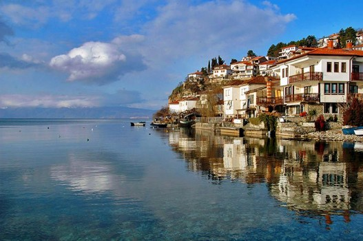 Ohrid sightseeing